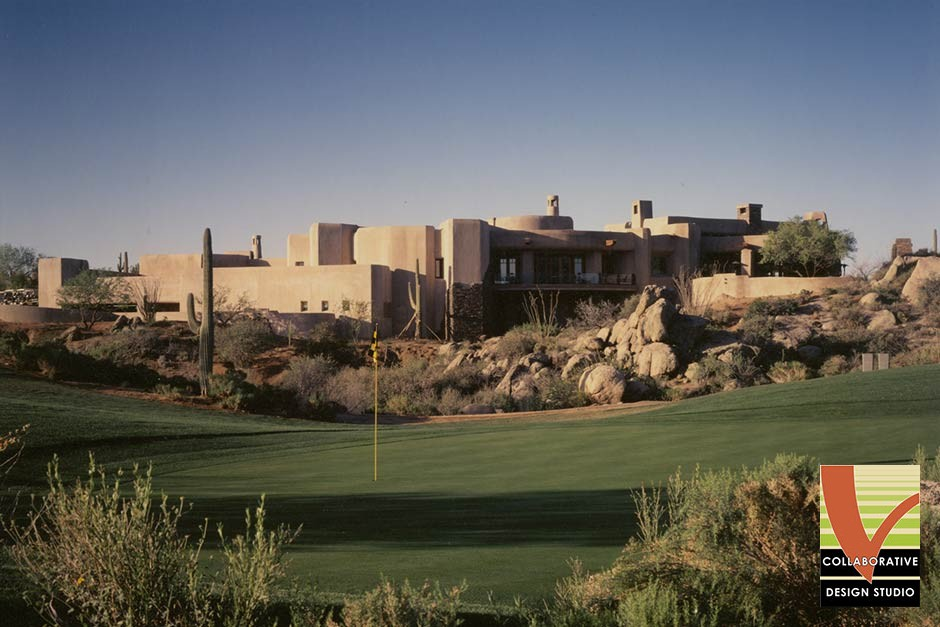 Desert Mountain Apache Clubhouse