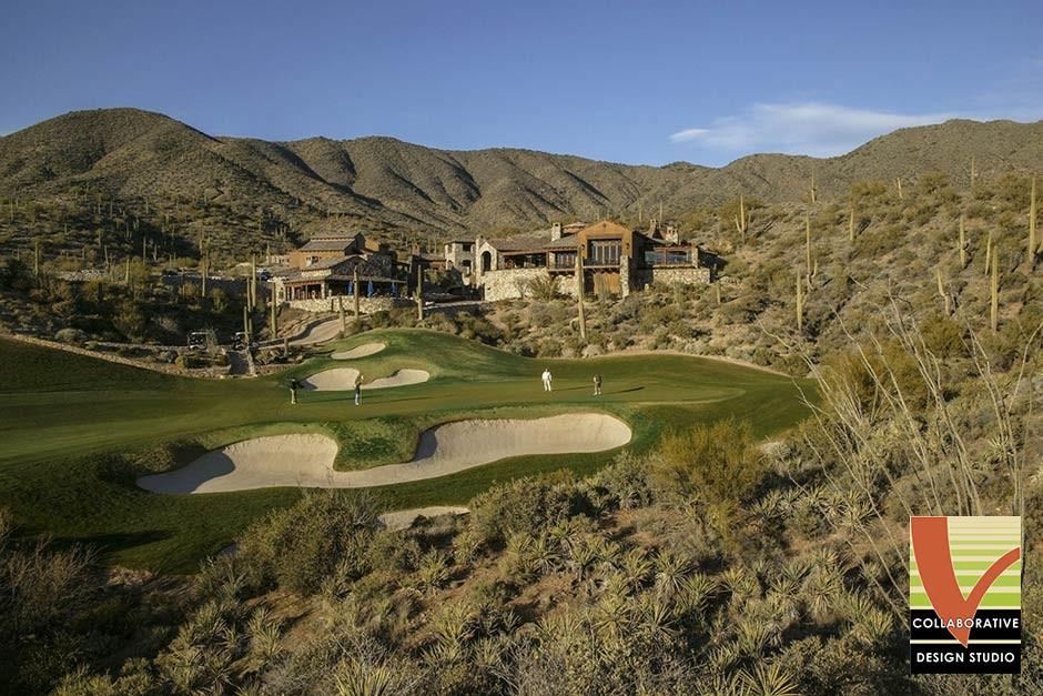 Desert Mountain Chiricahua Clubhouse