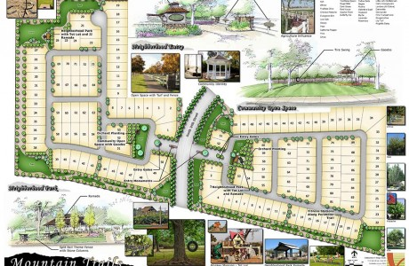 Mountain Trails Single Family Residential Community Plan