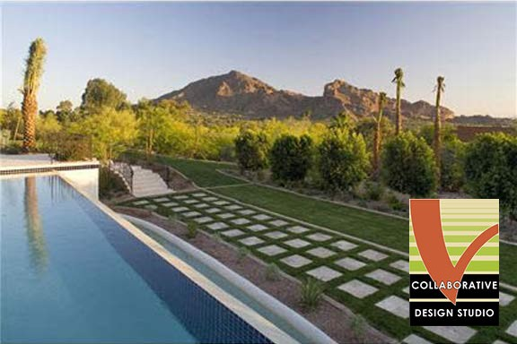 Private Residence Landscape Architect, Scottsdale